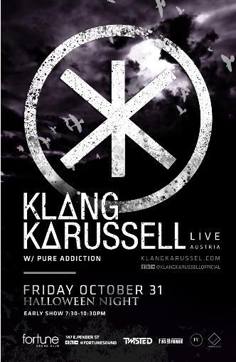KLANGKARUSSELL (LIVE)