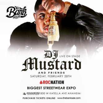 The Bank Sale DJ MUSTARD LIVE-img