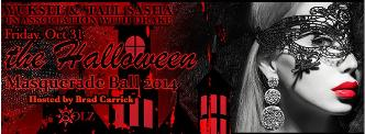 Halloween Masquerade Ball 2014