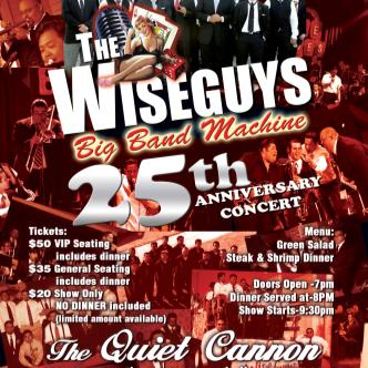 THE WISEGUYS BIG BAND MACHINE-img