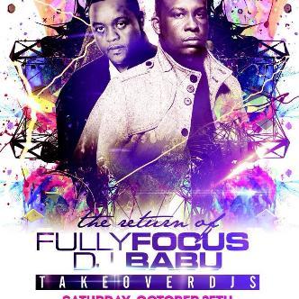 THE RETURN - DJS FOCUS & BABU-img