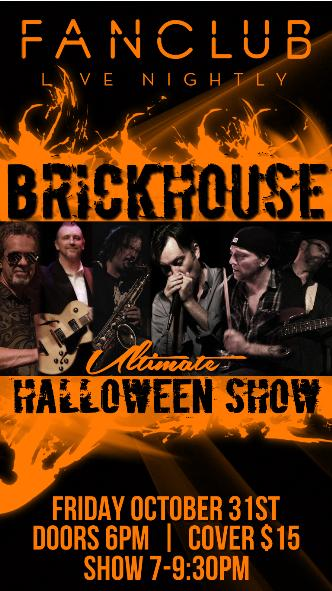 BRICKHOUSE Ultimate HALLOWEEN