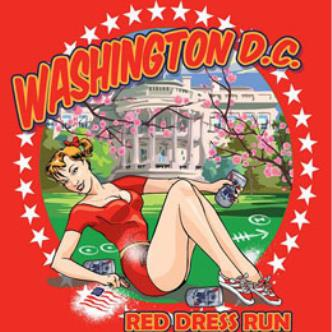 DC Red Dress Run-img