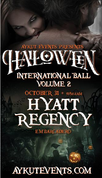 Halloween International Ball