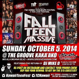 Fall Teen Massive #HTMF-img