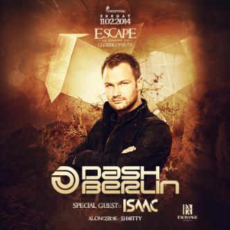 Dash Berlin w/ guest DJ Isaac-img