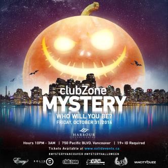 clubZone MYSTERY