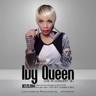 Ivy Queen live in concert-img