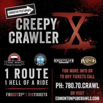Creepy Crawler X Pub Crawl-img