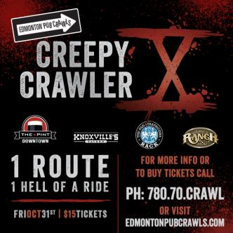 Creepy Crawler X Pub Crawl-img