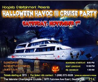 Halloween Havoc Cruise III