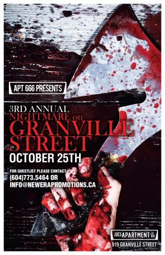 Nightmare on Granville St. 3