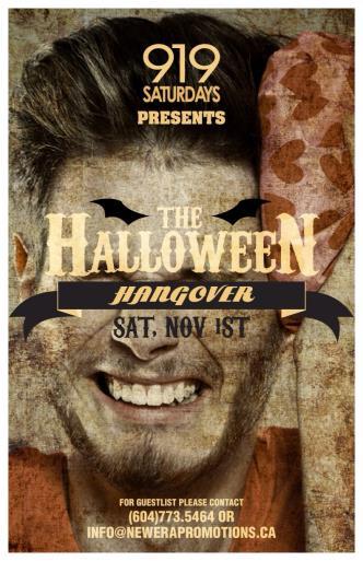 The Halloween Hangover