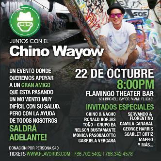 Juntos Con El Chino Wayow-img
