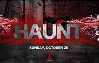 Haunt Massive at Avalon