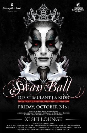 Swan Ball FINAL 30 TICKETS!