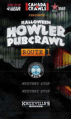 Route 1: Halloween Howler