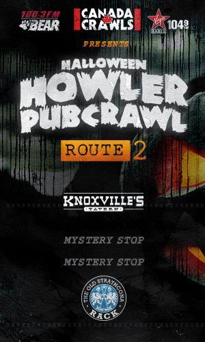 Route 2: Halloween Howler