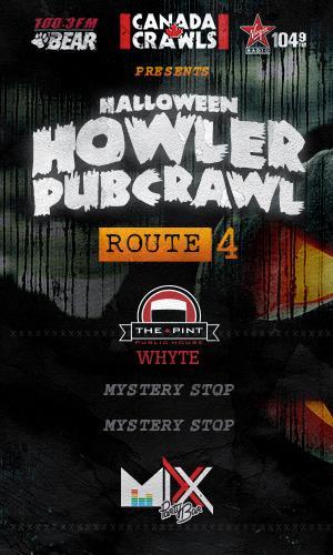 Route 4: Halloween Howler
