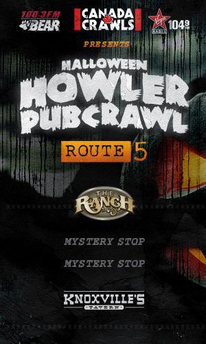 Route 5: Halloween Howler