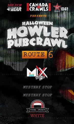 Route 6: Halloween Howler