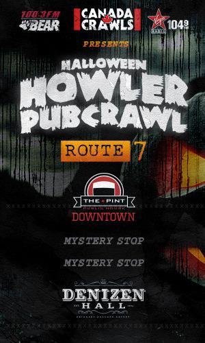 Route 7: Halloween Howler