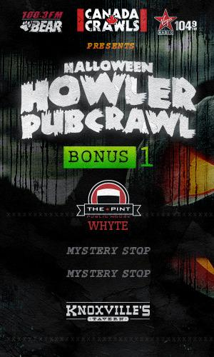 BONUS Rte 1: Halloween Howler