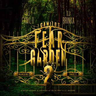 Fear Garden 2 at Studio Square