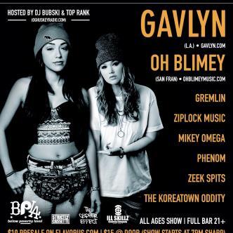 Gavlyn, Oh Blimey (Halloween)-img