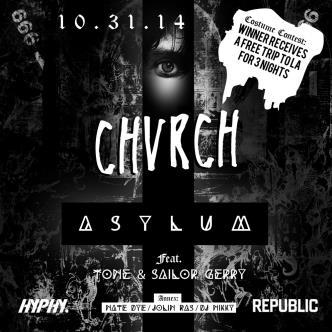 CHVRCH ASYLUM