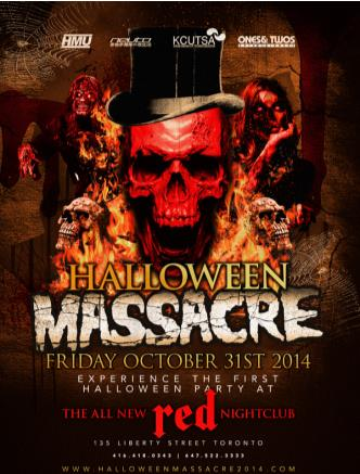 Halloween Massacre 2014