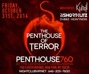 Penthouse 760 Halloween Party
