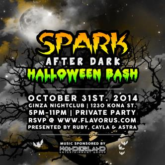 Spark After Dark HalloweenBash-img