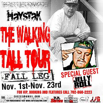The Walking Tall Tour: Haystak-img