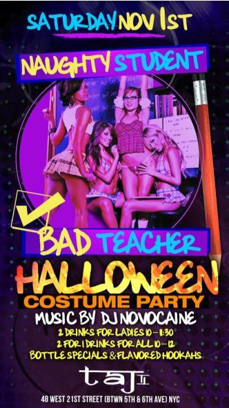 NAUGHTY STUDENT BAD TEACHER