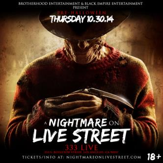 Nightmare on Live Street