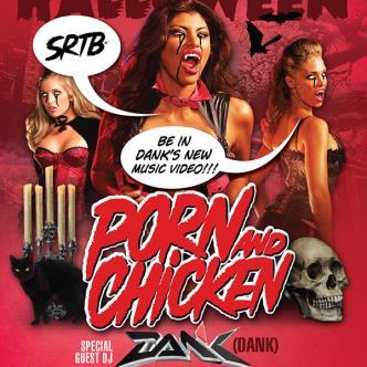 Porn&Chicken Halloween w/ DANK-img