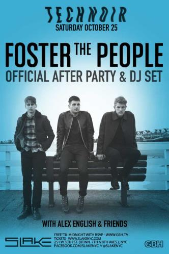 Foster The People DJ Set