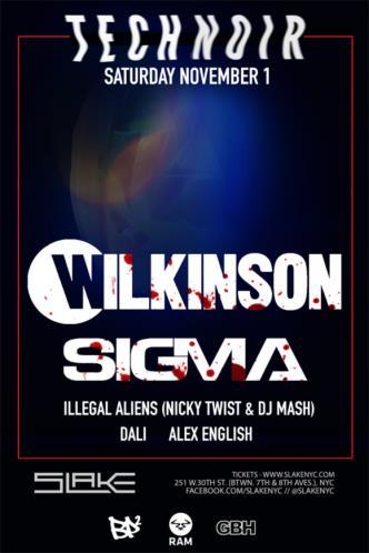 Wilkinson + Sigma