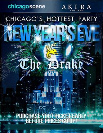 Drake Hotel New Years Eve 2015
