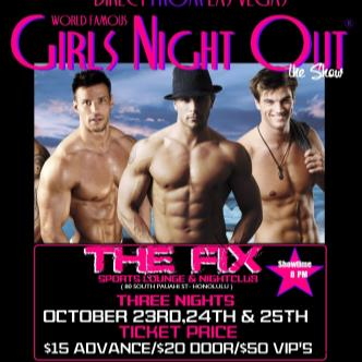 """GIRLS NIGHT OUT"" @ the FIX-img"