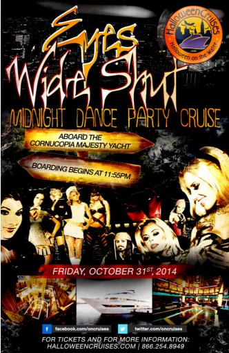 Eyes Wide Shut Midnight Party
