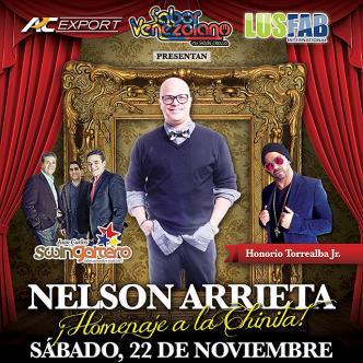 Nelson Arrieta en Concierto-img