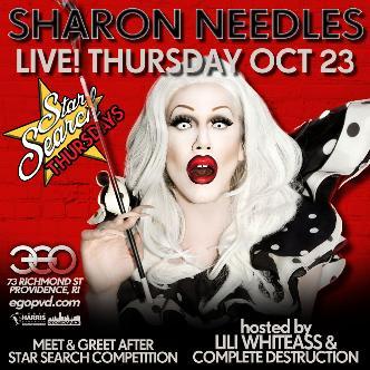 Sharon Needles LIVE at EGO-img
