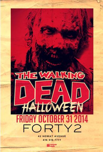 WALKING DEAD HALLOWEEN FRIDAY
