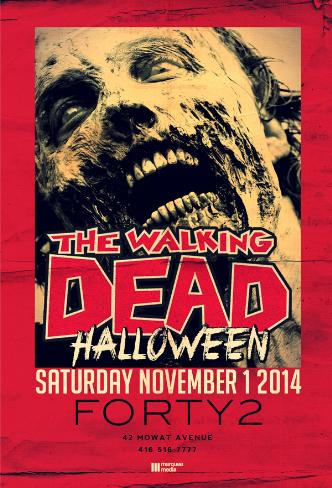 WALKINGDEAD HALLOWEEN SATURDAY