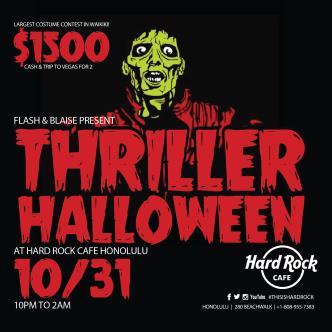 Thriller Halloween @ Hard Rock-img