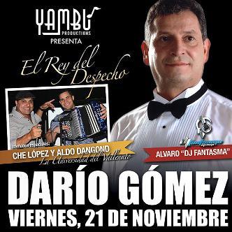 Dario Gomez en Concierto-img