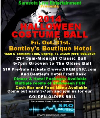 2014 HALLOWEEN COSTUME BALL