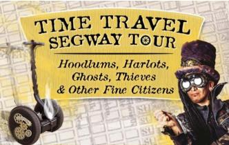 Time Travel Segway Tour